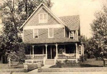 George Goodsell Home ca. 1904